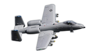 fms 70mm A-10 Thunderbolt II