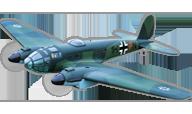 Black Horse Model Heinkel HE 111