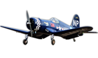 Black Horse Model F4U Corsair