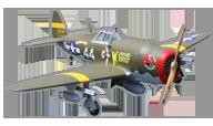 Seagull Models P-47 Razorback