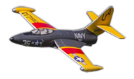 Freewing Model F9F Panther