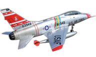 Tomahawk Aviation F-100 Super Sabre