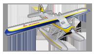 Dynam DHC-2 Beaver