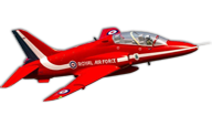 Freewing Model Hawk T1 Red Arrow