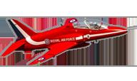 Freewing Model Hawk T1 Red Arrow