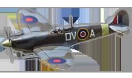 FlightLine RC Spitfire Mk IX