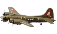 Freewing Model B-17 Flying Fortress