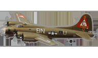 Freewing Model B-17 Flying Fortress