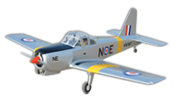 Black Horse Model Percival P-56 Provost