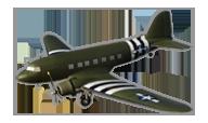 Dynam C-47 Skytrain
