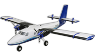 E-flite Twin Otter DHC-6