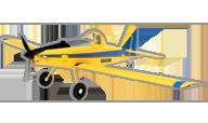 E-flite Air Tractor