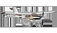 Arrows RC Cessna 182 Sky Trainer