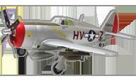 Arrows RC P-47 Thunderbolt