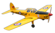 Seagull Models DHC-1 Chipmunk
