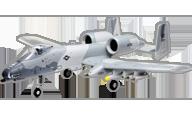 E-flite A-10 Thunderbolt II