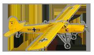 Maxford USA Fieseler Fi-156C Storch V2