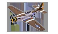 NiceSKY P-51D Mustang
