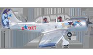Seagull Models YAK 52
