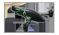 HobbyKing Y-3 Fiberglass tricopter