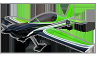 EXTREME FLIGHT GB1 Gamebird EXP 60