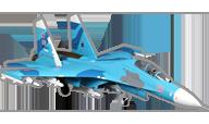 fms Sukhoi SU-27