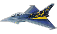 Multiplex Eurofighter