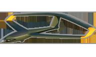 3DAeroventures X-100 Infinity Wing