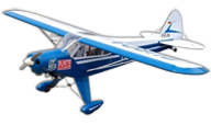 NEXA Piper PA-18 Super Cub Burda