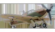 Dynam Hawker Hurricane
