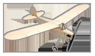 MinimumRC Piper Cub J-3