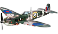 MinimumRC Spitfire