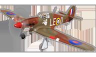 Seagull Models Hawker Hurricane