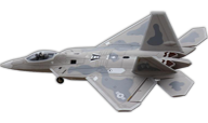 Freewing Model F-22 Raptor