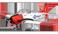 E-flite Carbon-Z T-28