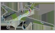 Freewing Model Me 262