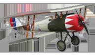 Seagull Models Nieuport 28 Replica