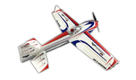 Sky wing RC Laser 260 48