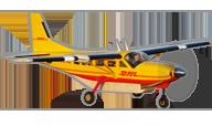 VQ Model Cessna 208 Caravan