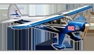 VQ Model Piper PA-18 Super Cu...