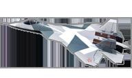 Sky Flight Hobby Sukhoi PAK FA T-50