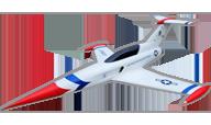 Global AeroFoam Thunderbirds Diamond...