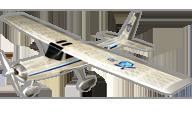 3D LabPrint Cessna 152