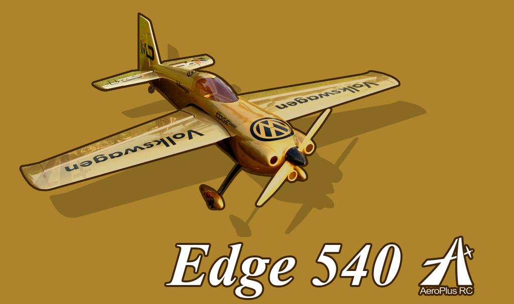 EDGE 540 V3 AeroPlus RC