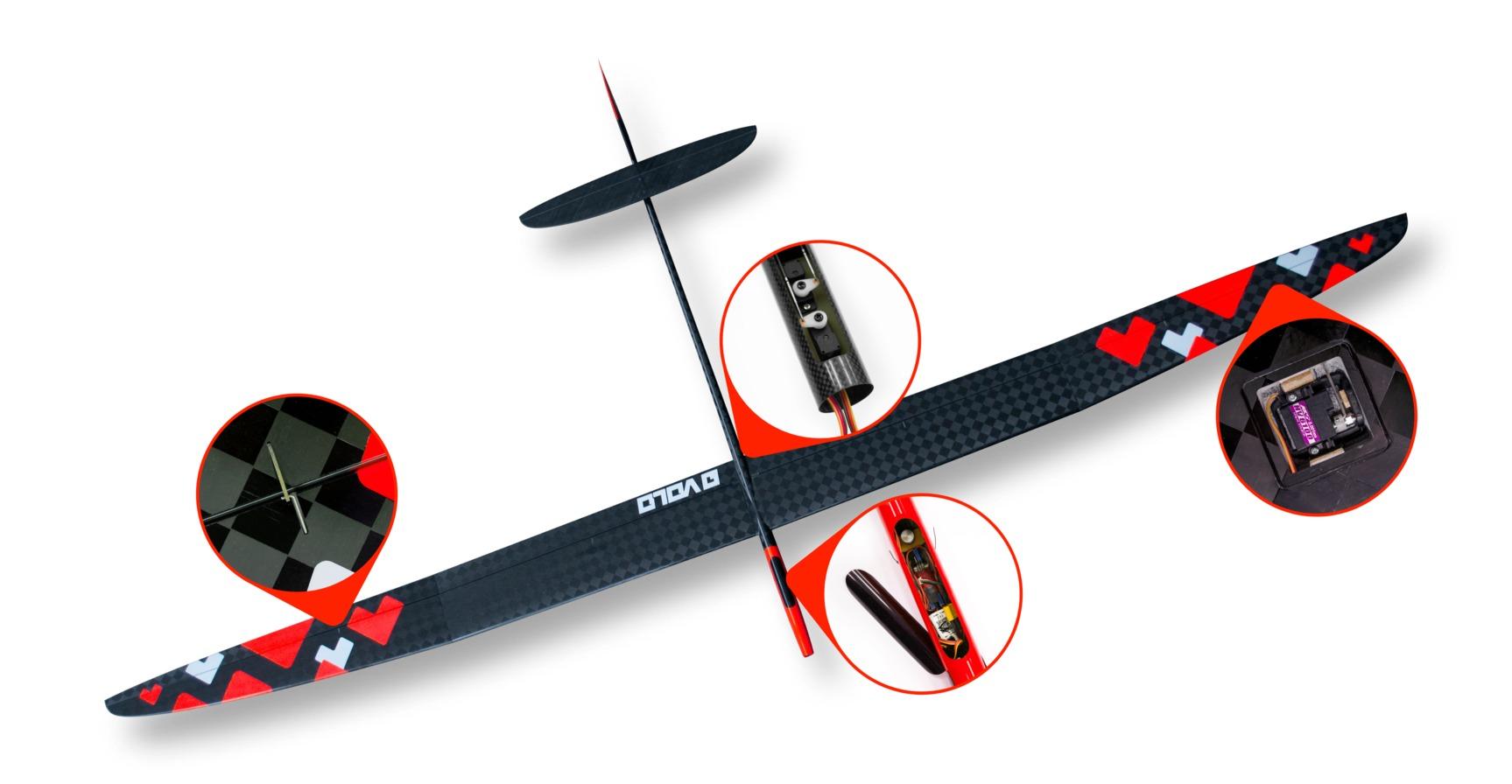 Volo F5J AeroVolo