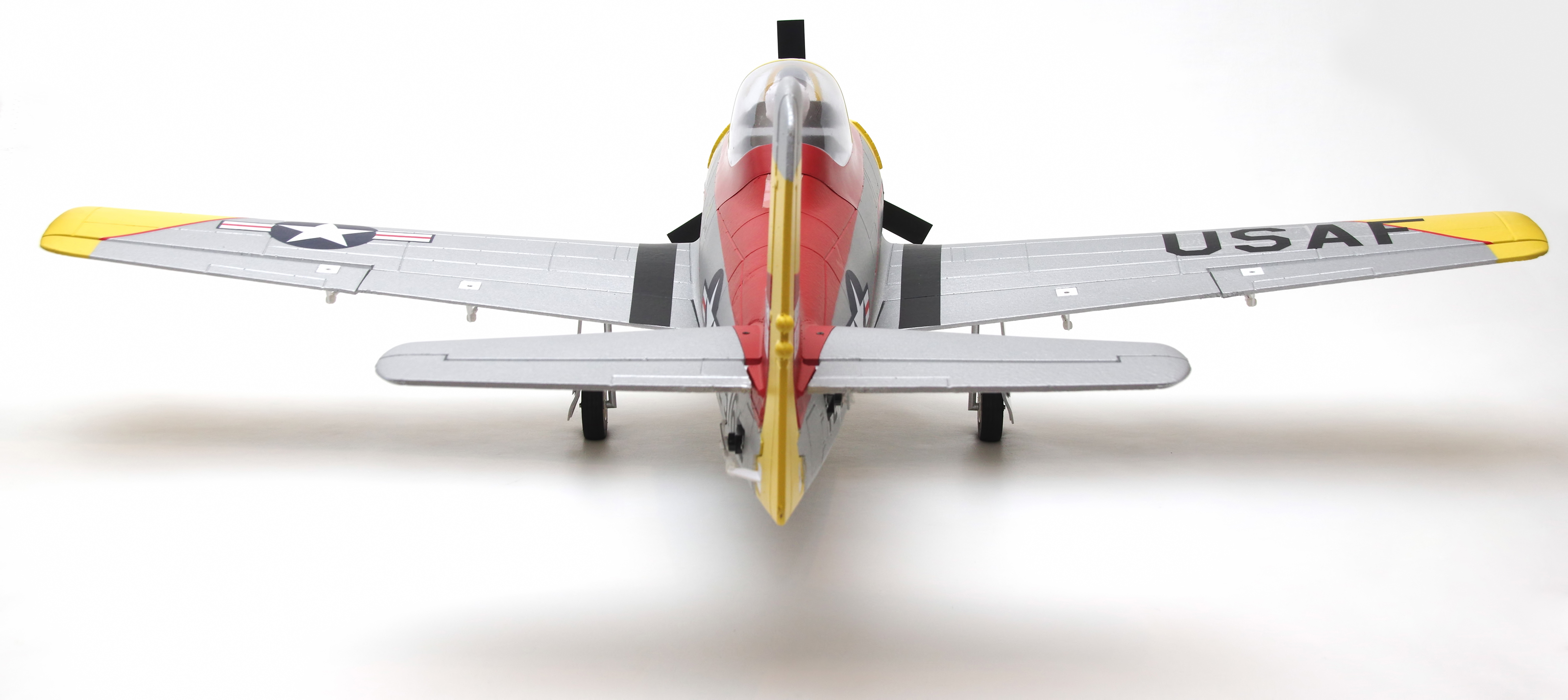 T-28 Trojan Arrows RC