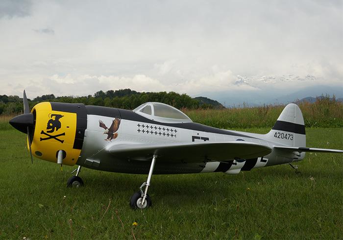 P47D Thunderbolt CY Model