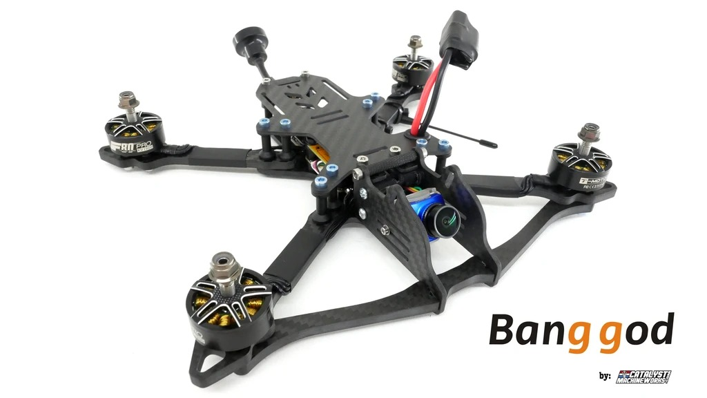 BangGOD Catalyst Machineworks