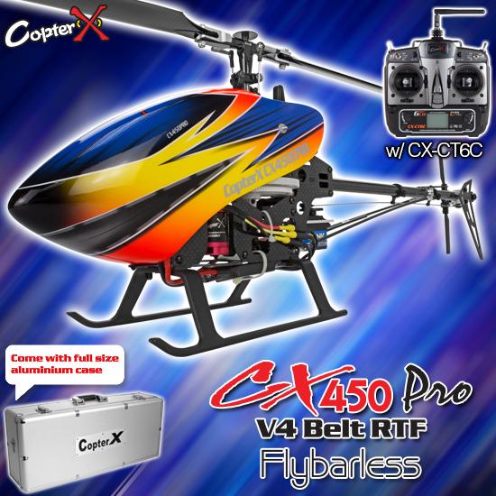 CX450 PRO V4 CopterX