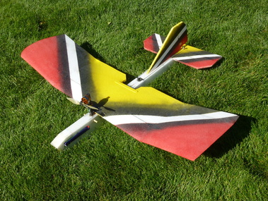 Albatross Crash Test Hobby